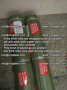 Packing of EVAFORCE EVA interlayer film for laminated glass safety glazing (2)