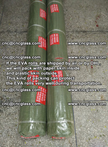 Packing of EVAFORCE EVA interlayer film for laminated glass safety glazing (24)
