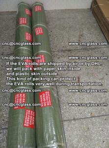 Packing of EVAFORCE EVA interlayer film for laminated glass safety glazing (33)