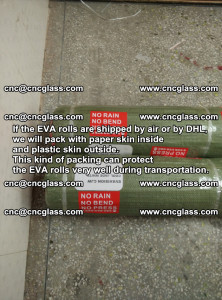 Packing of EVAFORCE EVA interlayer film for laminated glass safety glazing (4)