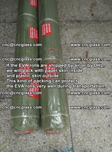 Packing of EVAFORCE EVA interlayer film for laminated glass safety glazing (41)