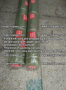 Packing of EVAFORCE EVA interlayer film for laminated glass safety glazing (42)