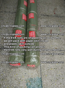 Packing of EVAFORCE EVA interlayer film for laminated glass safety glazing (43)