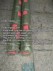 Packing of EVAFORCE EVA interlayer film for laminated glass safety glazing (44)
