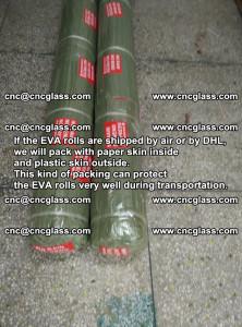 Packing of EVAFORCE EVA interlayer film for laminated glass safety glazing (45)