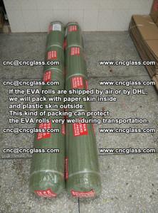 Packing of EVAFORCE EVA interlayer film for laminated glass safety glazing (49)