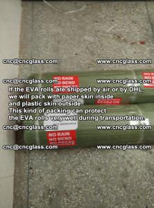 Packing of EVAFORCE EVA interlayer film for laminated glass safety glazing (5)