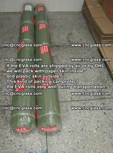 Packing of EVAFORCE EVA interlayer film for laminated glass safety glazing (56)