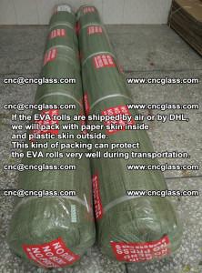 Packing of EVAFORCE EVA interlayer film for laminated glass safety glazing (71)