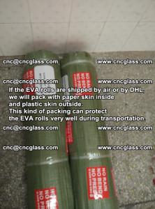 Packing of EVAFORCE EVA interlayer film for laminated glass safety glazing (72)